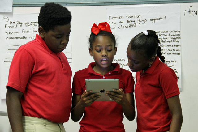 In Mississippi schools, access to technology lacking,uneven